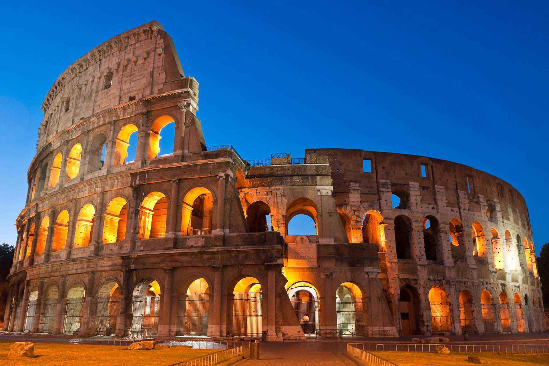Kids tours of Rome - Colosseum