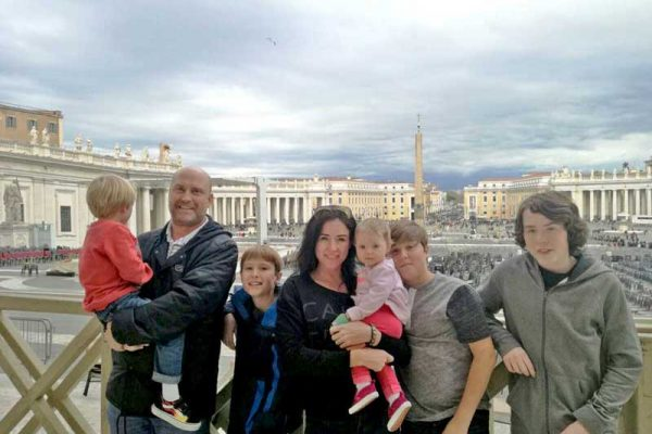 Kids tours of Rome - Vatican